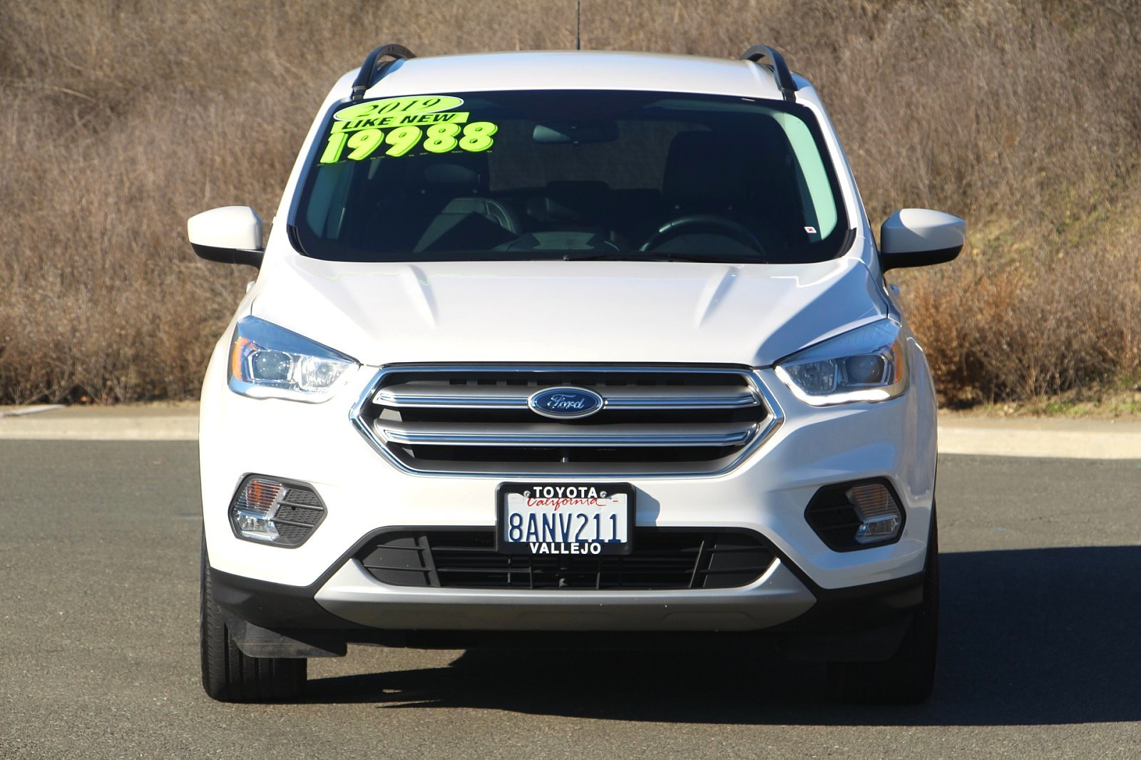 Pre-Owned 2017 Ford Escape SE 4D Sport Utility