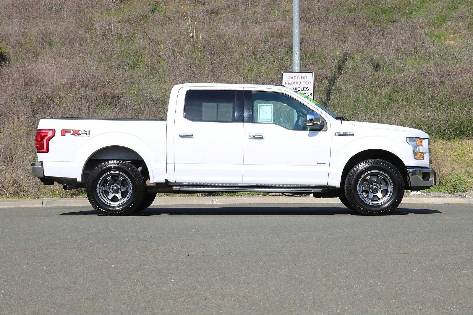 Pre-Owned 2016 Ford F-150 Lariat 4D SuperCrew
