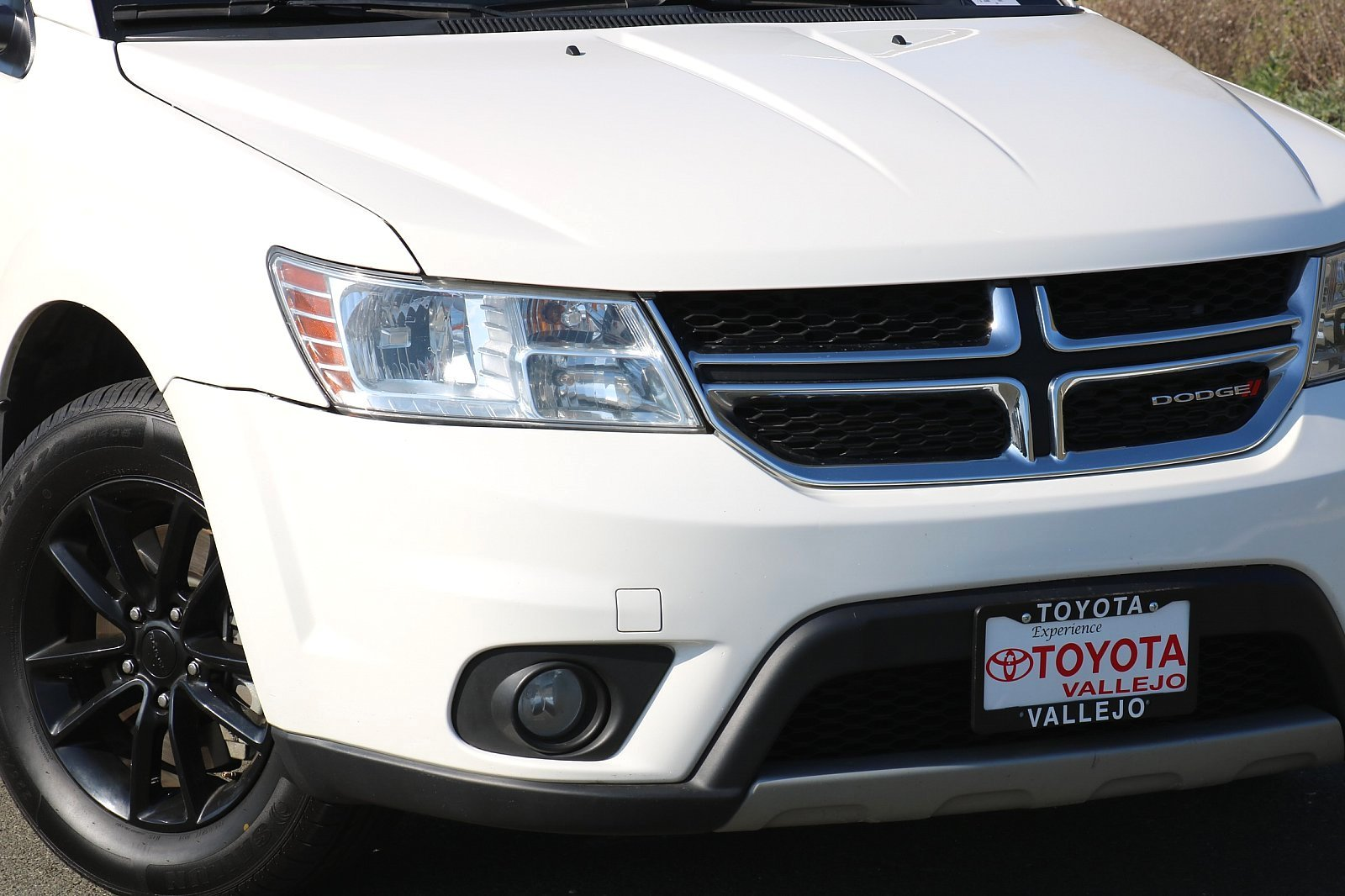 Pre-Owned 2017 Dodge Journey SXT 4D Sport Utility