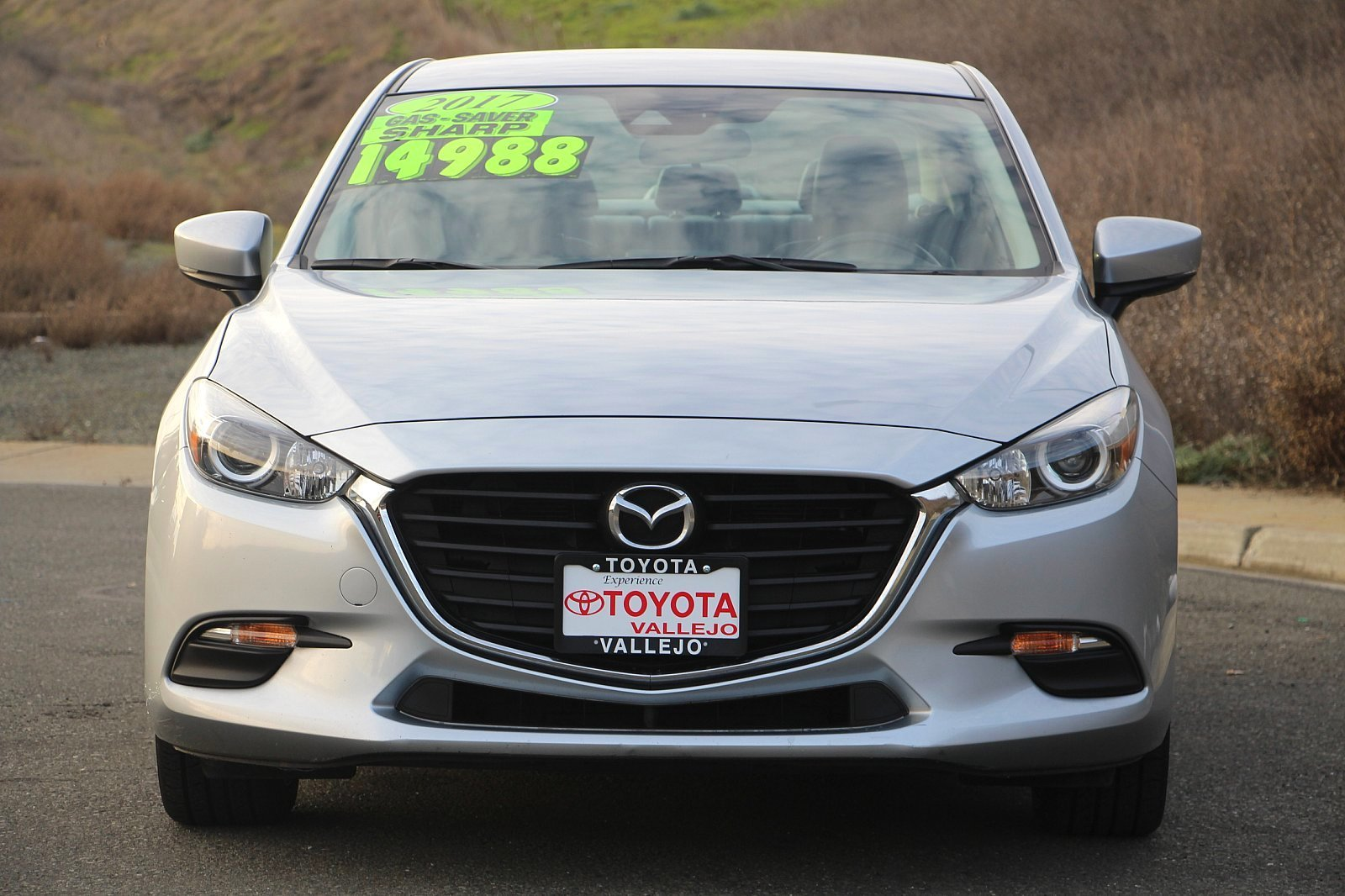 Pre-Owned 2017 Mazda3 Touring 4D Sedan