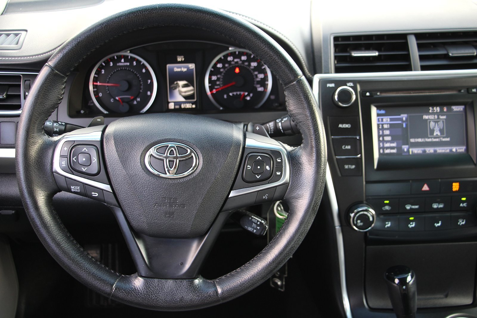 Pre-Owned 2015 Toyota Camry 2.5L SE