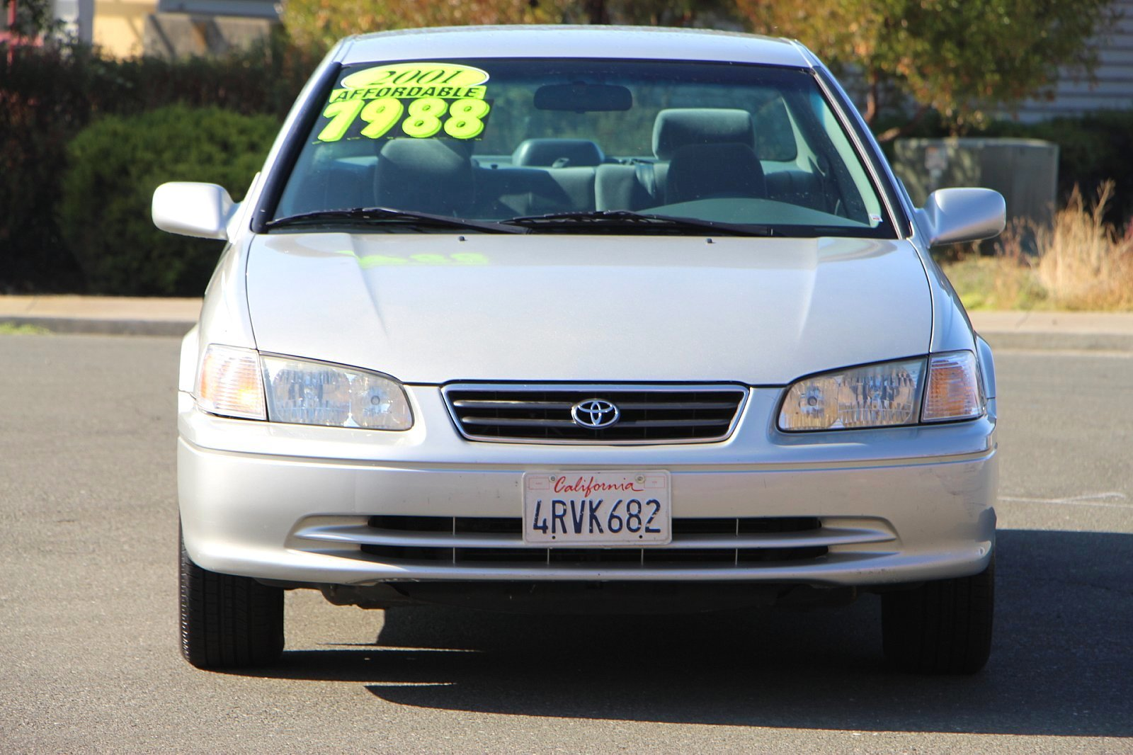 Pre-Owned 2001 Toyota Camry LE 4D Sedan