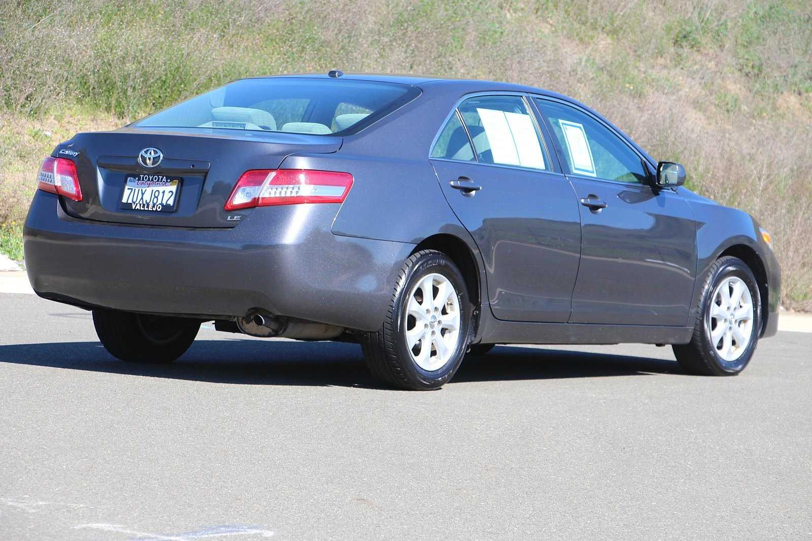 Pre-Owned 2010 Toyota Camry LE 4D Sedan