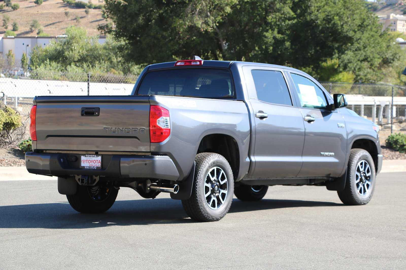 New 2020 Toyota Tundra 5.7L V8 Limited