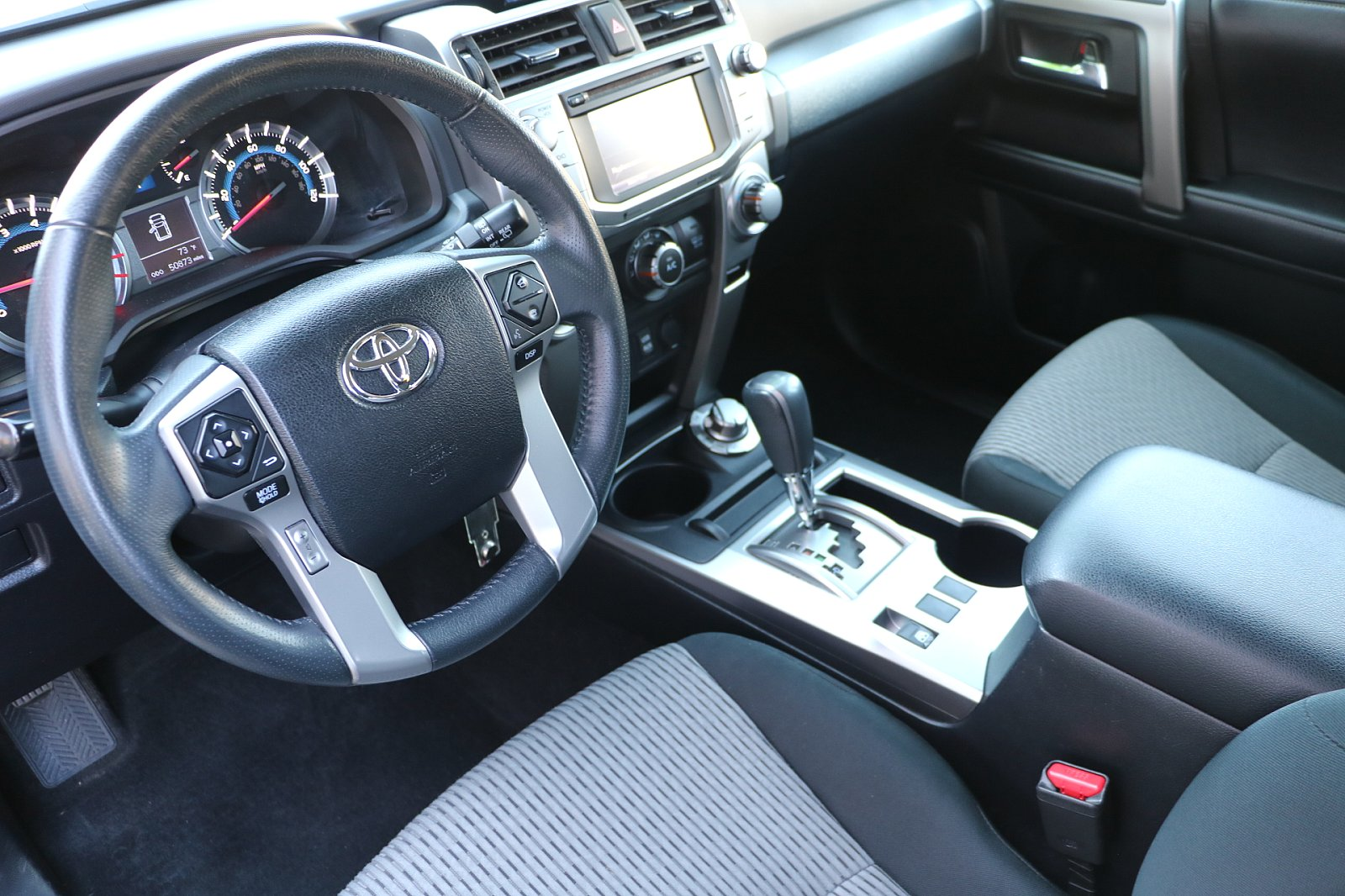 Certified Pre-Owned 2016 Toyota 4Runner 4.0L Automatic SR5