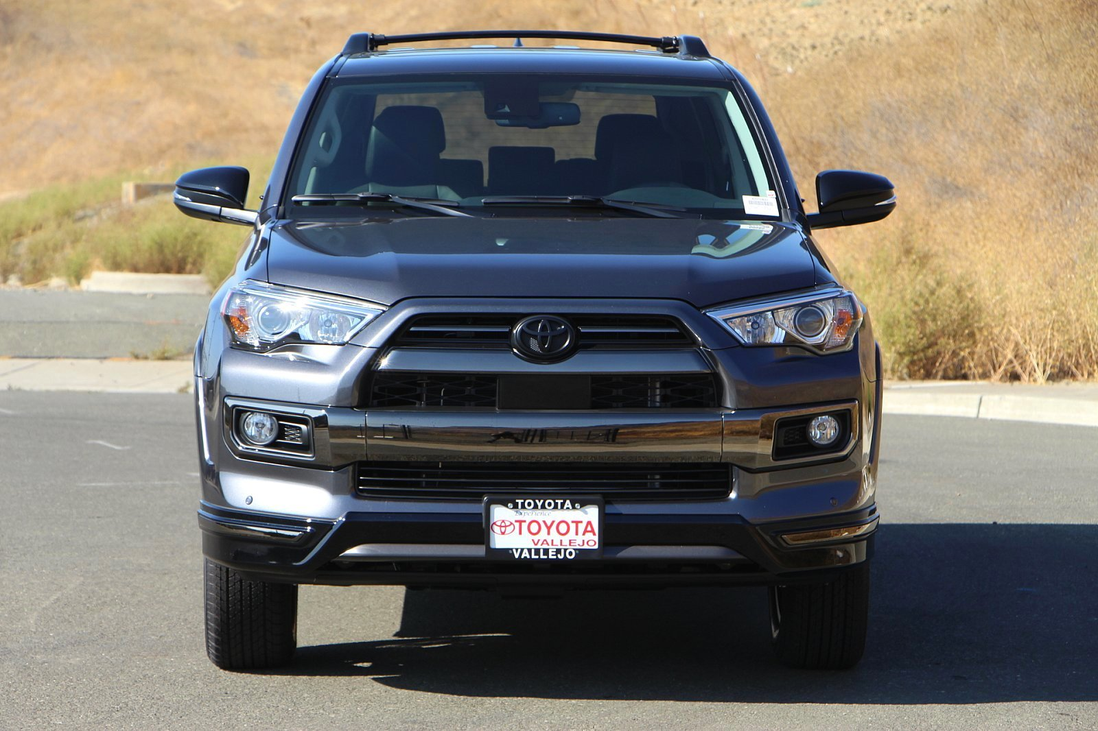 New 2020 Toyota 4Runner 4.0L Nightshade Special Edition