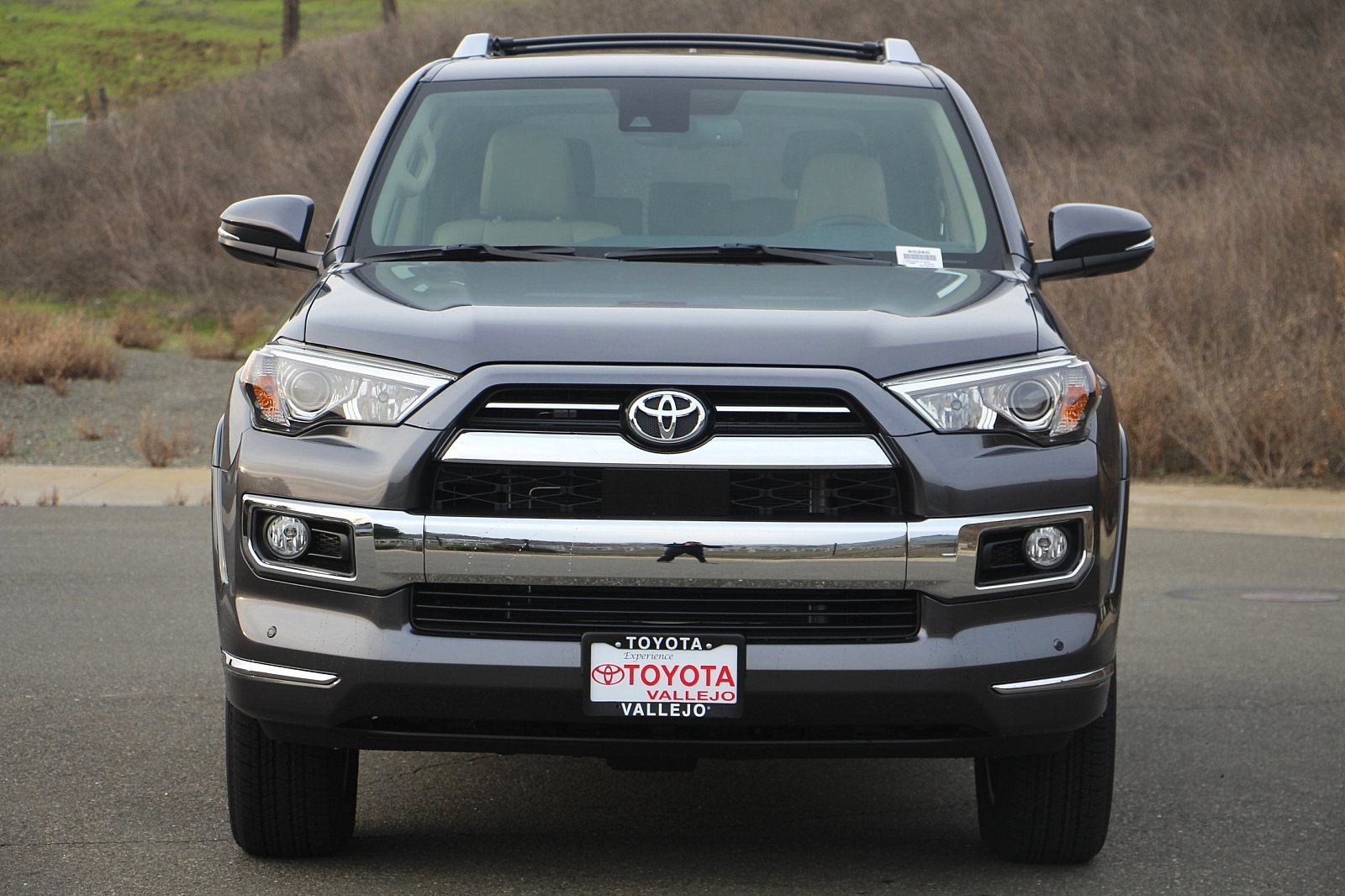 New 2020 Toyota 4Runner 4.0L Limited