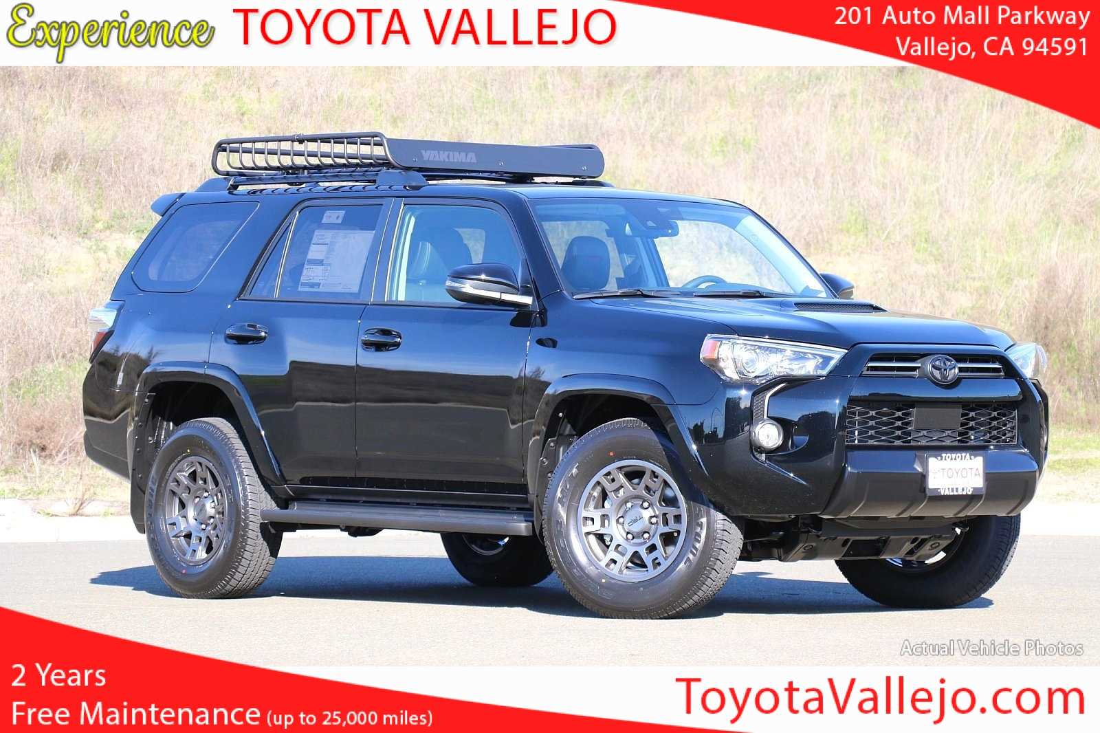 New 2020 Toyota 4Runner 4.0L Venture Special Edition