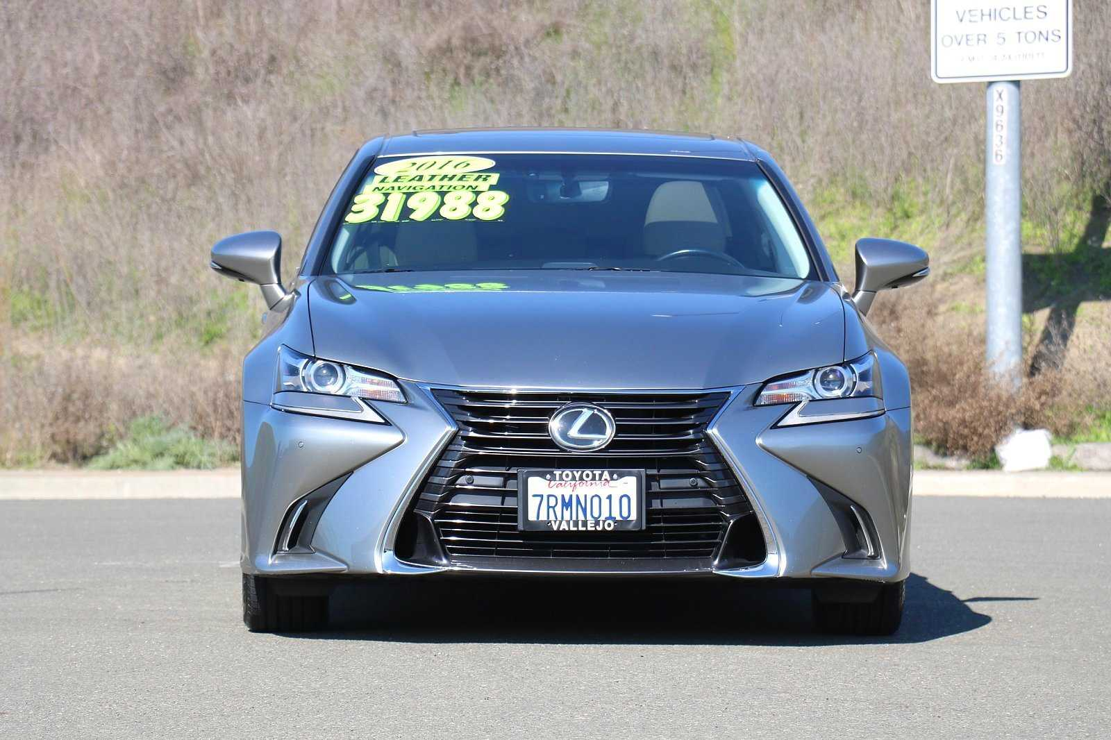 Pre-Owned 2016 Lexus GS 350 4D Sedan