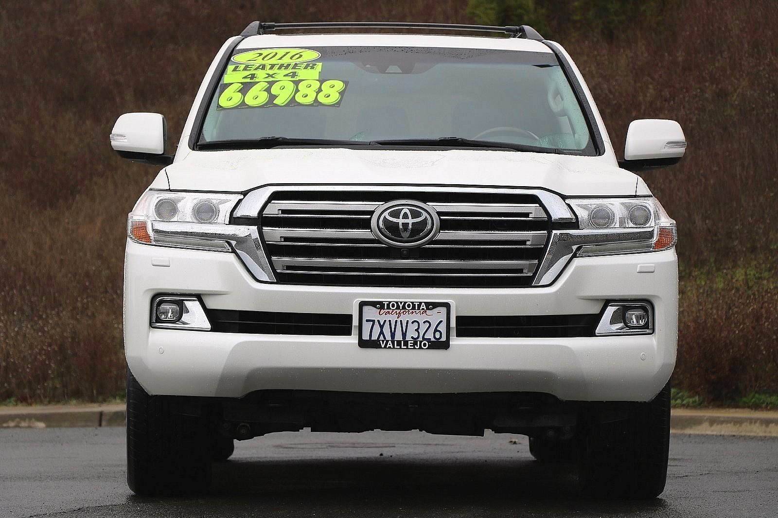 Certified Pre-Owned 2016 Toyota Land Cruiser