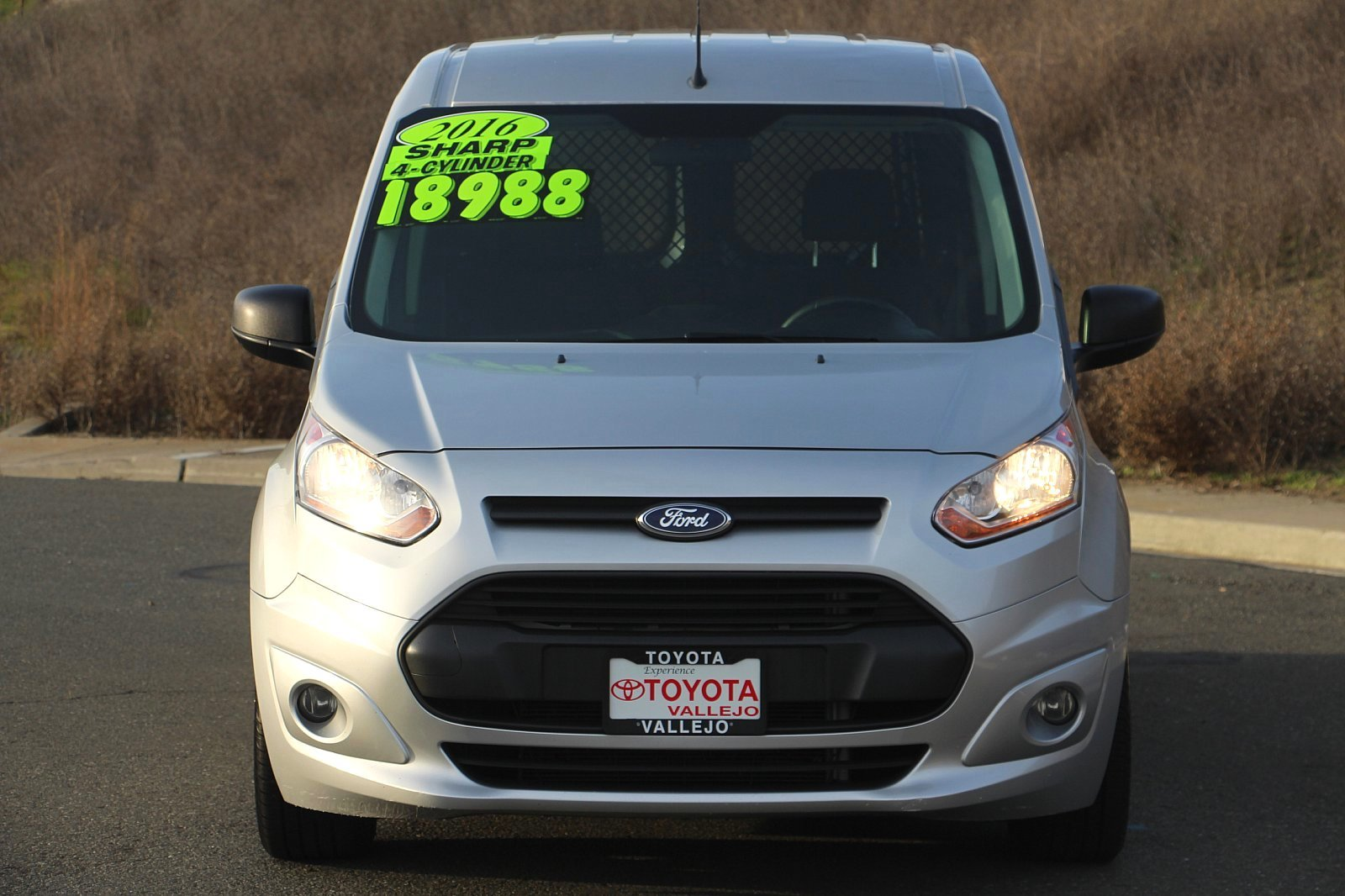 Pre-Owned 2016 Ford Transit Connect XLT 4D Cargo Van