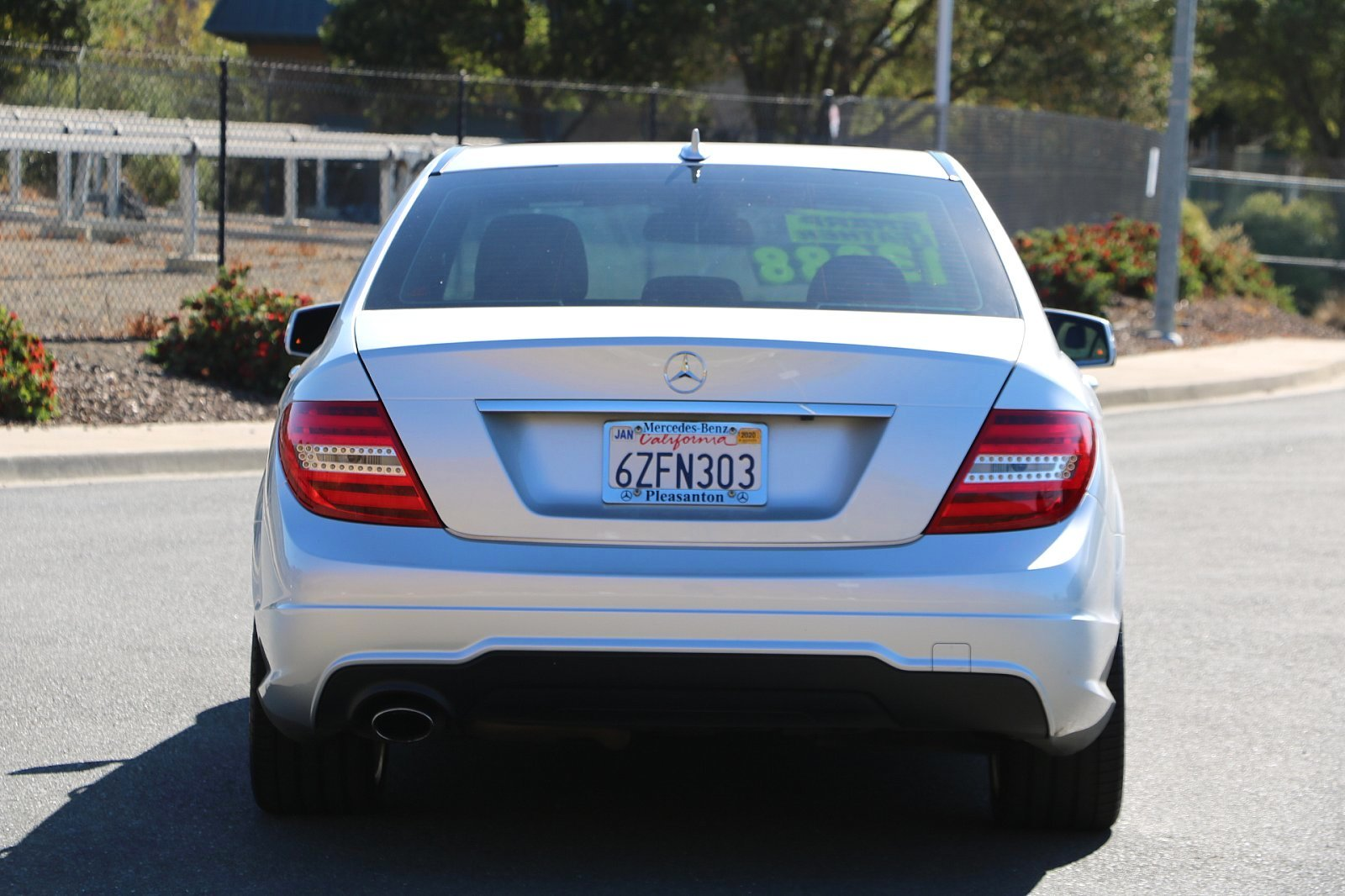 Pre-Owned 2013 Mercedes-Benz C-Class C 250 4D Sedan