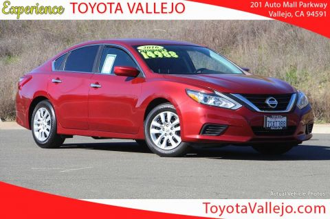 Pre-Owned 2016 Nissan Altima 2.5 4D Sedan