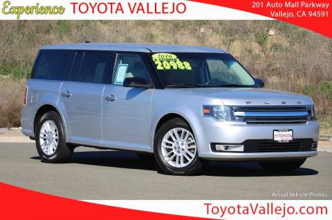 Pre-Owned 2016 Ford Flex SEL 4D Sport Utility