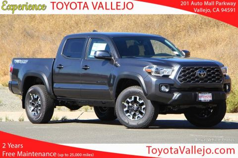 New 2020 Toyota Tacoma Double Cab Automatic TRD Offroad