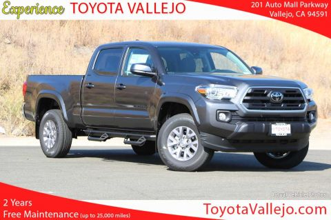 New 2019 Toyota Tacoma Double Cab Automatic Long Bed SR5