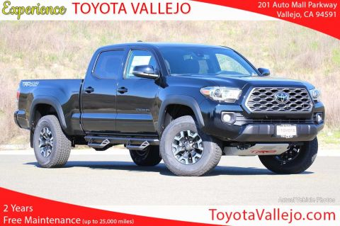 New 2020 Toyota Tacoma Double Cab Double Cab Automatic Long Bed TRD Offroad