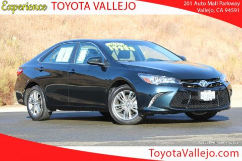 Certified Pre-Owned 2017 Toyota Camry 2.5L SE