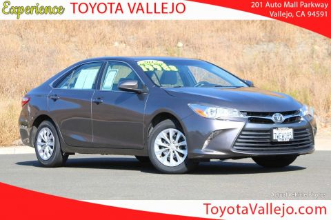 Certified Pre-Owned 2017 Toyota Camry 2.5L LE