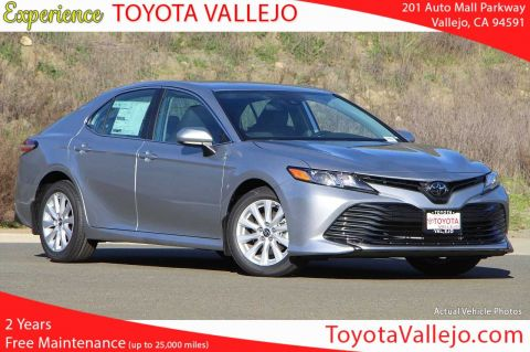 New 2020 Toyota Camry 2.5L LE