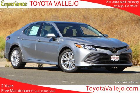 New 2020 Toyota Camry 3.5L XLE