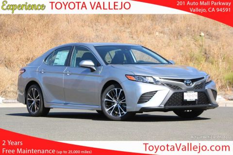 New 2020 Toyota Camry 2.5L SE