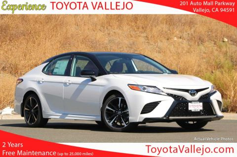New 2020 Toyota Camry 2.5L XSE
