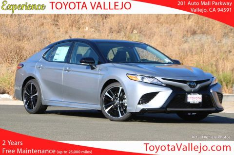 New 2020 Toyota Camry 3.5L XSE