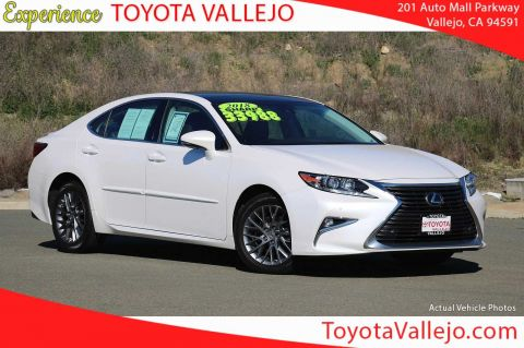 Pre-Owned 2018 Lexus ES 350 4D Sedan