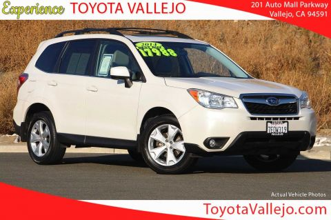 Pre-Owned 2014 Subaru Forester 2.5i Limited 4D Sport Utility