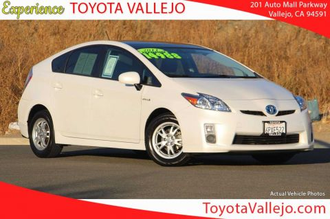 Pre-Owned 2011 Toyota Prius Four 5D Hatchback