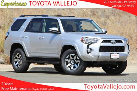 New 2019 Toyota 4Runner 4.0L TRD Off-Road Premium
