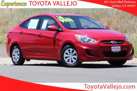 Pre-Owned 2016 Hyundai Accent SE 4D Sedan