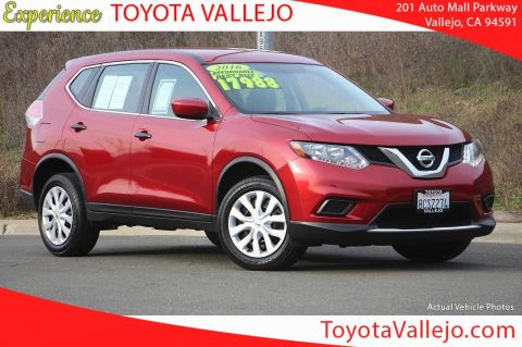 Pre-Owned 2016 Nissan Rogue S 4D Sport Utility